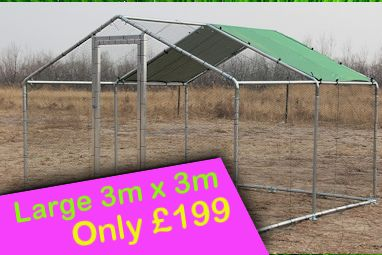 Chicken coops and hen houses. Great deals and accessories for poultry housing