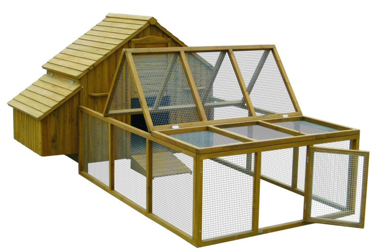 hen house and chicken coop CH105
